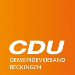CDU-Gemeindeverband Beckingen